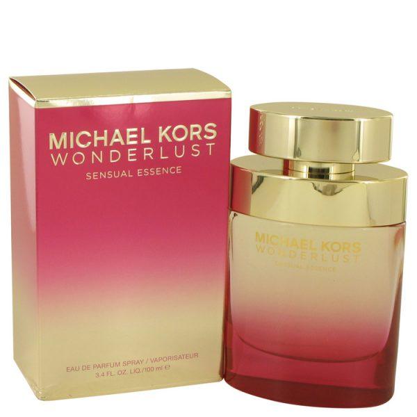Wonderlust Sensual Essence Perfume By Michael Kors Eau De Parfum Spray