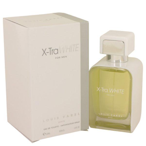 X-tra White Cologne By Louis Varel Eau De Toilette Spray