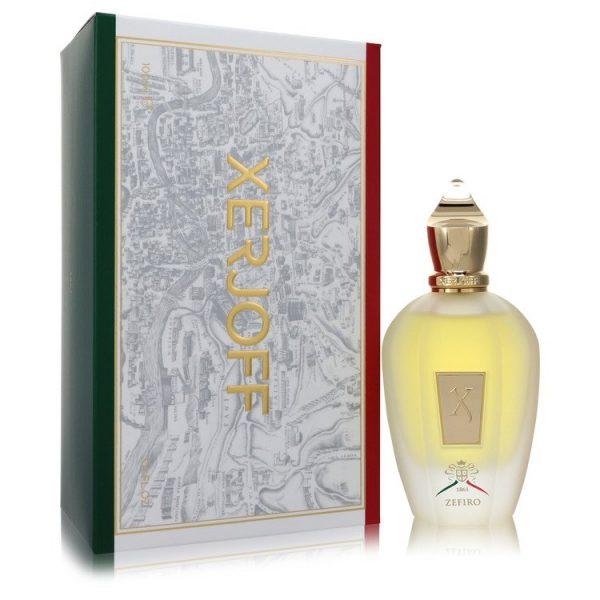 Xj 1861 Zefiro Perfume By Xerjoff Eau De Parfum Spray (Unisex)