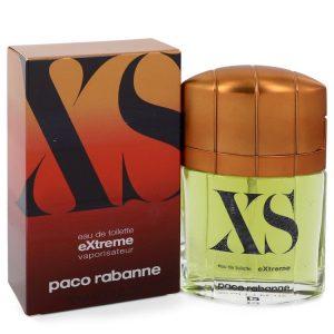 Xs Extreme Cologne By Paco Rabanne Eau De Toilette Spray