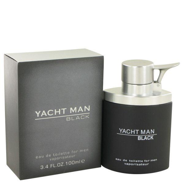 Yacht Man Black Cologne By Myrurgia Eau De Toilette Spray