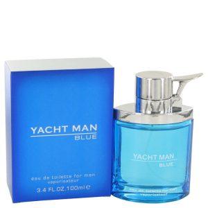 Yacht Man Blue Cologne By Myrurgia Eau De Toilette Spray