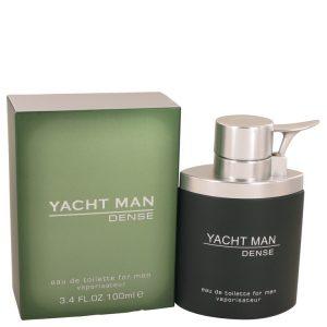 Yacht Man Dense Cologne By Myrurgia Eau De Toilette Spray