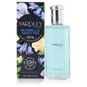 Yardley Bluebell & Sweet Pea Perfume By Yardley London Eau De Toilette Spray