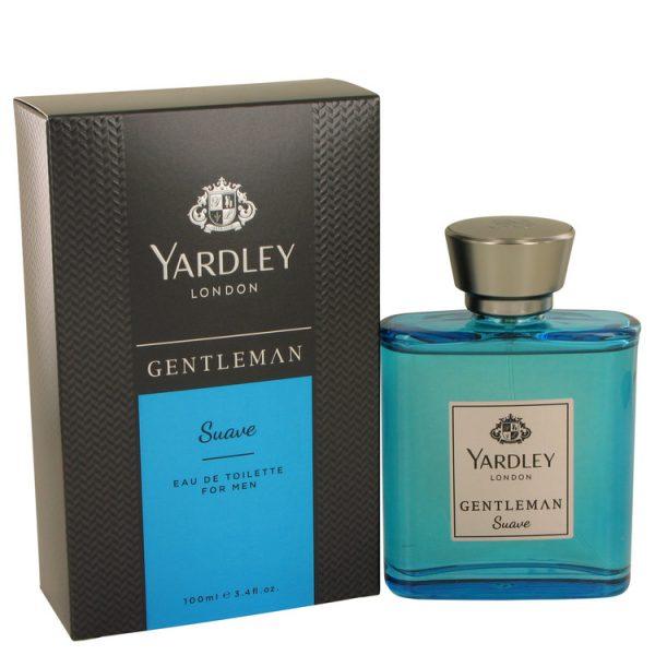 Yardley Gentleman Suave Cologne By Yardley London Eau De Toilette Spray