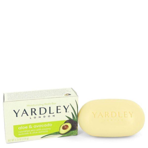 Yardley London Soaps Perfume By Yardley London Aloe & Avocado Naturally Moisturizing Bath Bar
