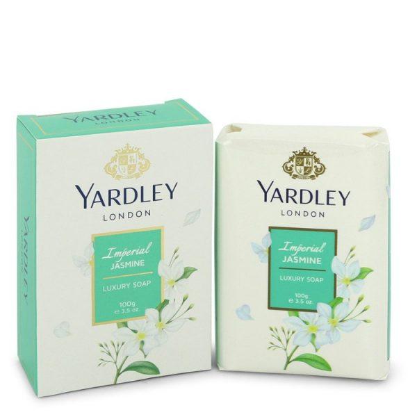 Yardley London Soaps Perfume By Yardley London Imperial Jasmin Luxury Soap