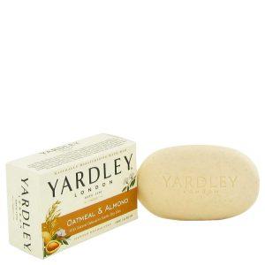 Yardley London Soaps Perfume By Yardley London Oatmeal & Almond Naturally Moisturizing Bath Bar