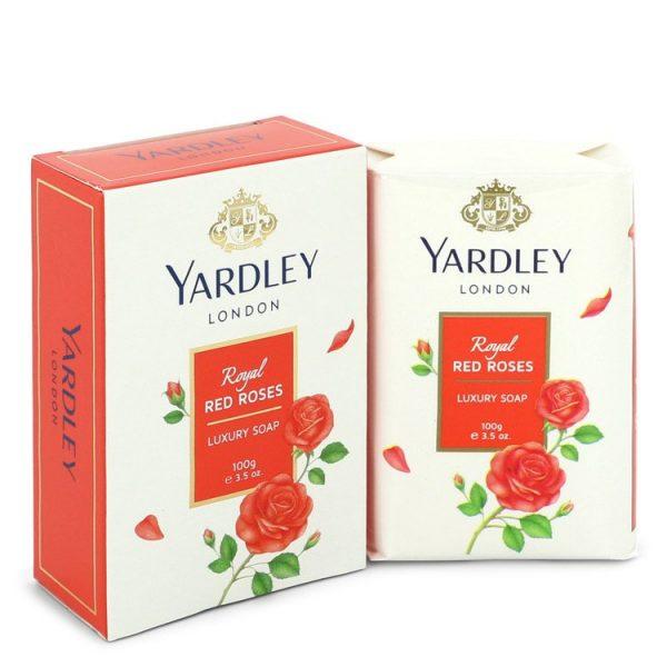Yardley London Soaps Perfume By Yardley London Royal Red Roses Luxury Soap