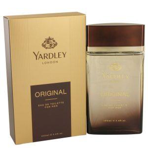 Yardley Original Cologne By Yardley London Eau De Toilette Spray