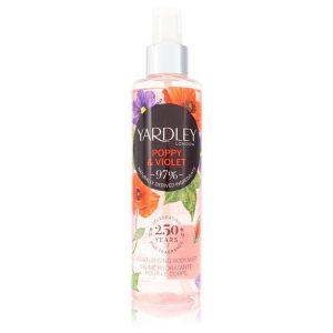 Yardley Poppy & Violet Perfume By Yardley London Body Mist