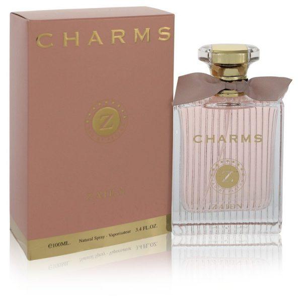 Zaien Charms Perfume By Zaien Eau De Parfum Spray