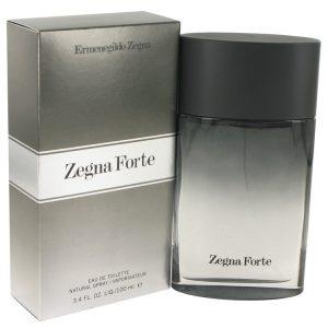 Zegna Forte Cologne By Ermenegildo Zegna Eau De Toilette Spray