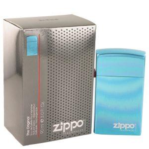 Zippo Blue Cologne By Zippo Eau De Toilette Refillable Spray