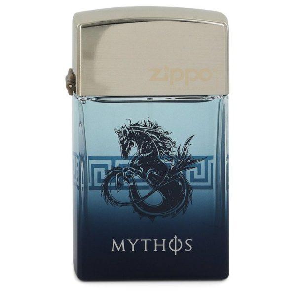Zippo Mythos Cologne By Zippo Eau De Toilette Spray (Tester)